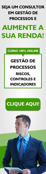 Curso gestão de processos, riscos, controles e indicadores
