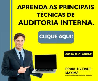 Curso Auditoria Interna e Governança Corporativa